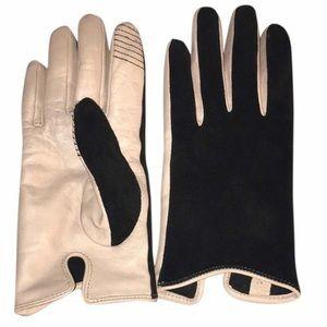 Merona Leather Gloves Size L/XL